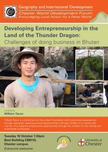 William Tacon Bhutan 10-10-17